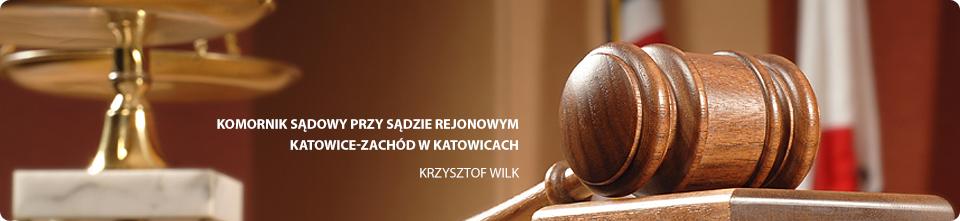 Kancelaria Komornicza Krzysztof Wilk